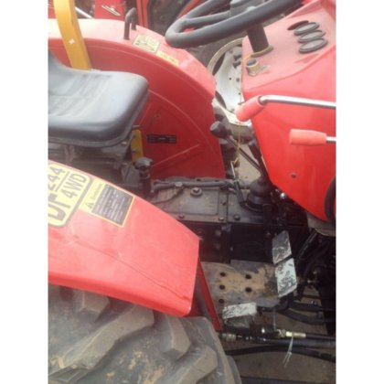 Minotractor B / W DONGFENG DF-244 with a loader in Moscow and the