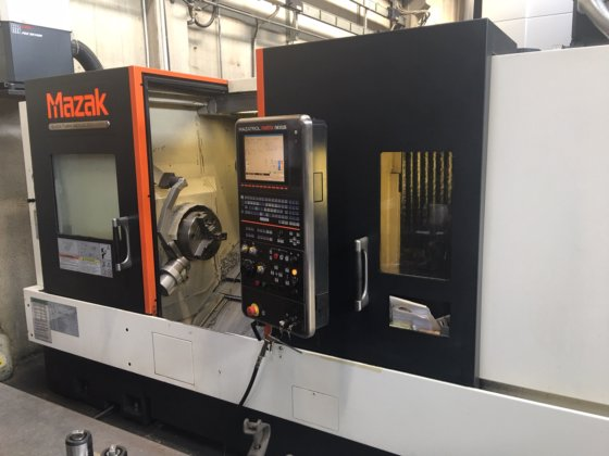 2013 Mazak Quick Turn Nexus 350-II MY in Wiesbaden