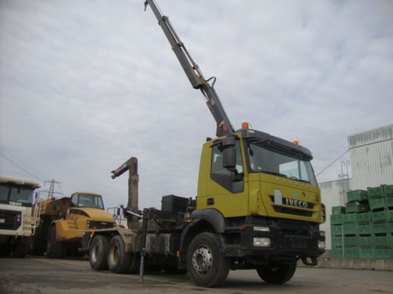 2009 Iveco Trakker Ad260t45 P In Wolfegg Germany