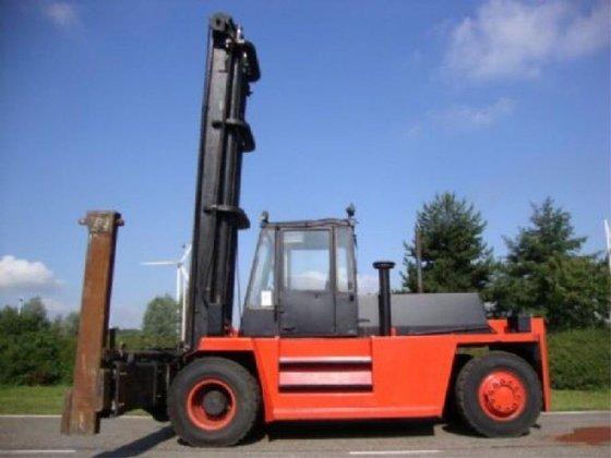 1989 Valmet 12.12EC Lift equipment