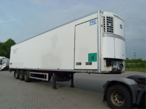 1996 Lamberet 0000 Frigo/Isolated/Freeze in