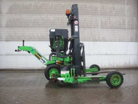 1997 Kooiaap ST2-3-3 Portable Forklift