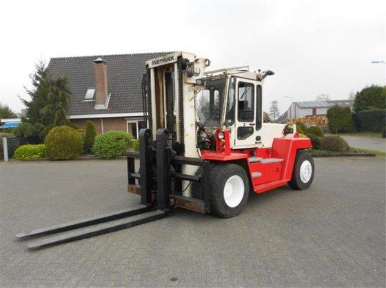 2009 Svetruck 13.6-1200 Forklift in