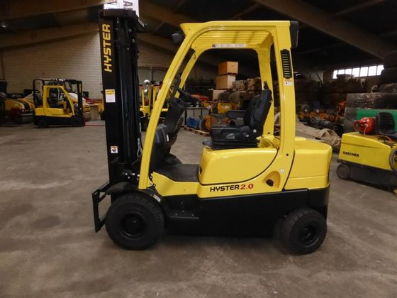 Hyster H20CT Forklift in Putten,
