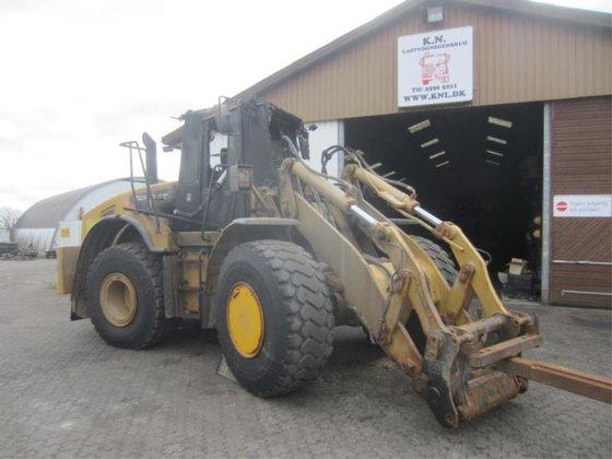 2010 Caterpillar IT62H Wheel loader