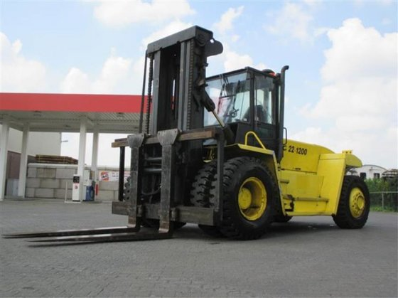 1998 Hyster H22.00XM-1200 Forklift in