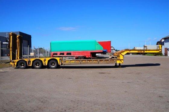 Nooteboom Euro-48-03 Low loader in