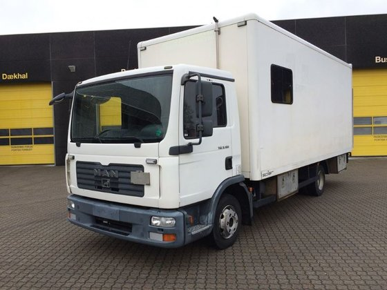 2007 MAN TGL 8.180 BB