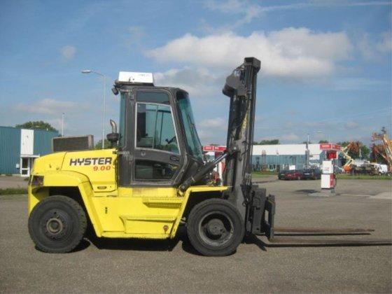 2005 Hyster H9.00XM Forklift in