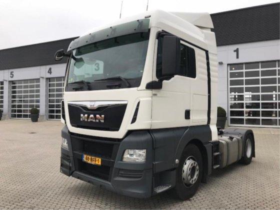 f1ecc81d97 2014 MAN TGX 18.440 4X2 BLS EURO 6 Tractor unit in Schelluinen ...