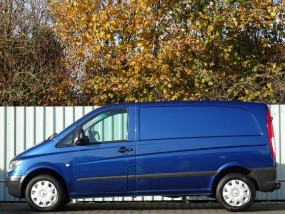 2005 Mercedes-Benz Vito 115 CDI 110kw automatic climate AHK PDC in Bad  Bentheim, Germany