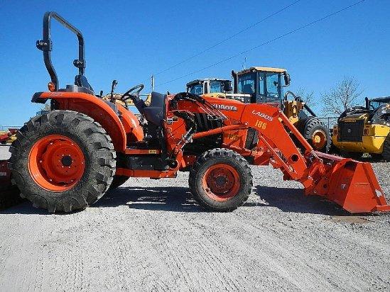 2013 Kubota L4060HST Tractor in