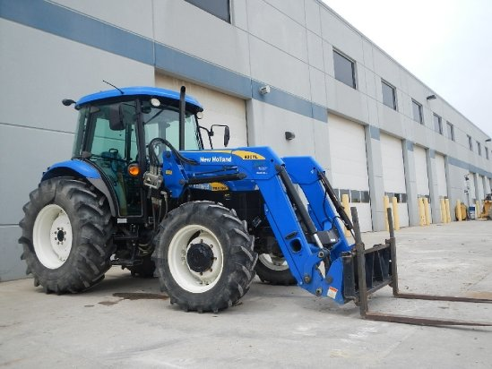 2008 New Holland TD5050 Tractor