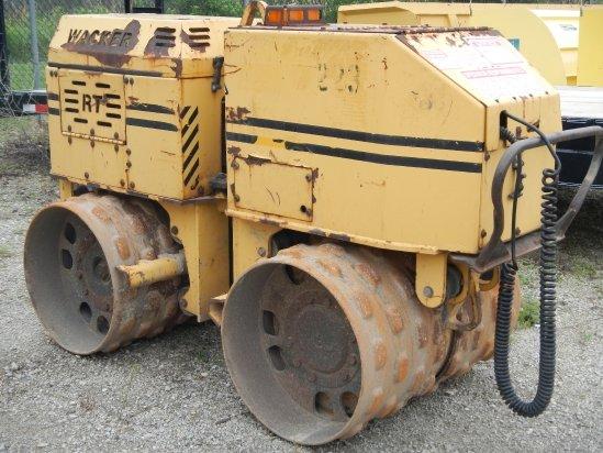Wacker RT820 Rollers/Compactors in Orland