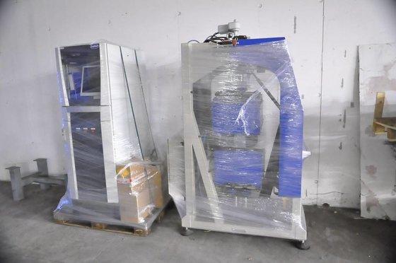 2005 Wood-defect scanner LUXSCAN LASERSCAN