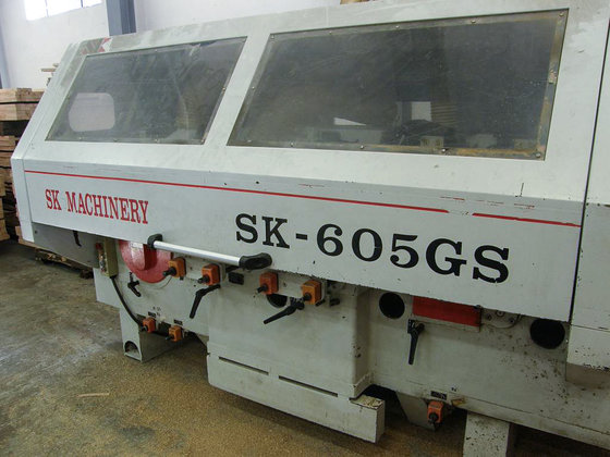 2004 SK MACHINERY SK 605GS