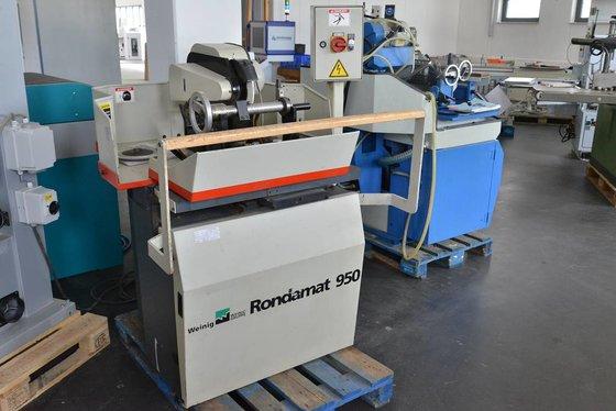 2002 Sharpening machine for profile