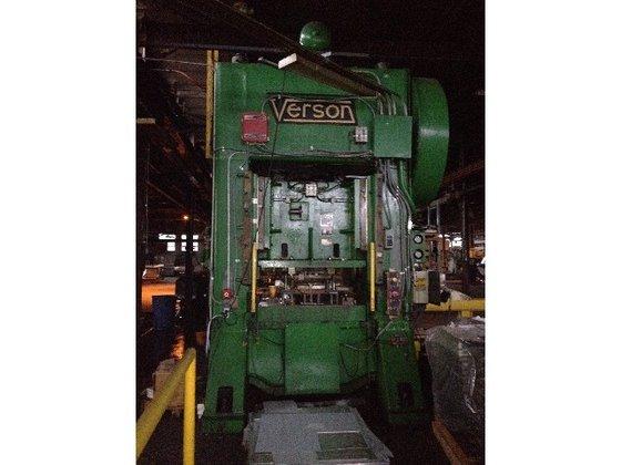 "300 ton Verson 48""x42"" Used"