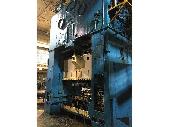 """600 ton USI Clearing 108""""x48"""""""