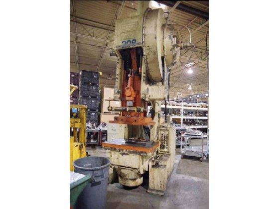 110 ton USI Clearing Gap