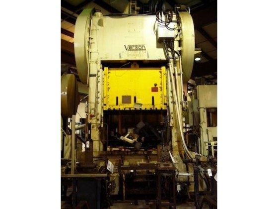 "500 ton Verson 72""x54"" Used"