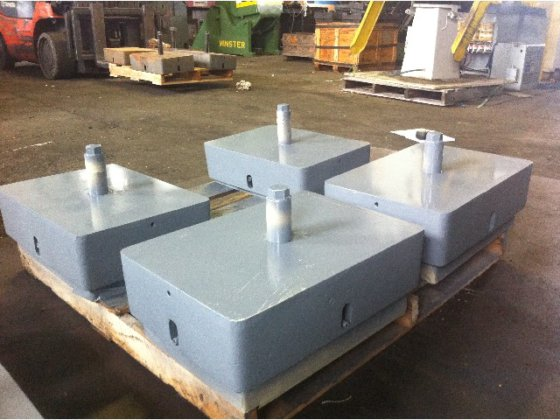 Vibro/Dynamics Isolator Pads in Warren,