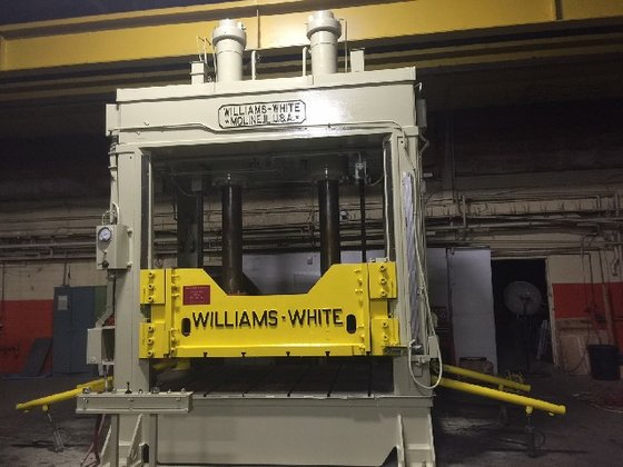 270 ton Williams & White