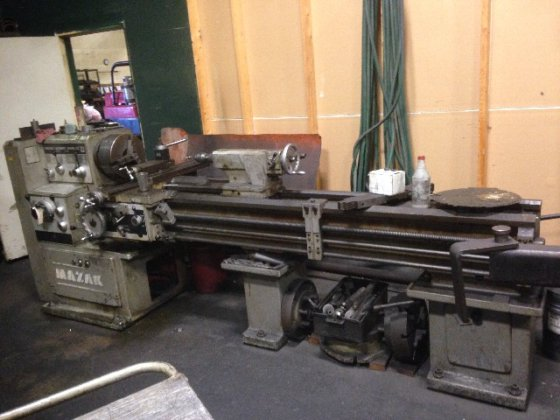Mazak Engine Lathe in Warren,