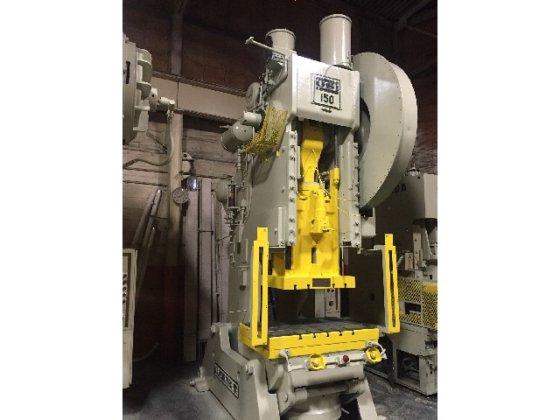 150 ton USI Clearing OBI