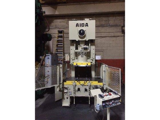 121 Ton Aida Gap Frame