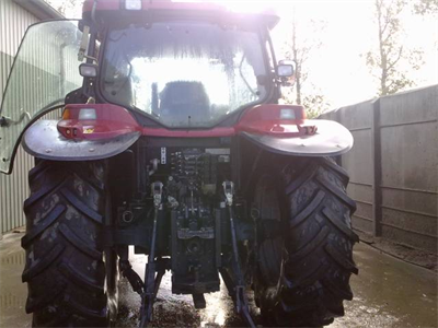 Case IH MXU110 in Middelfart,