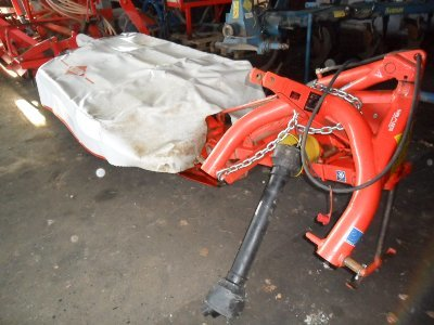 2007 Kuhn GMD 66 Select