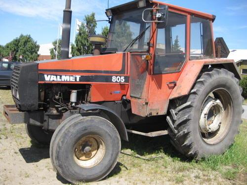 1990 Valtra 805 in Brande,