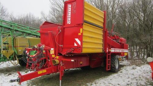 2010 Grimme SE 85-55 SB