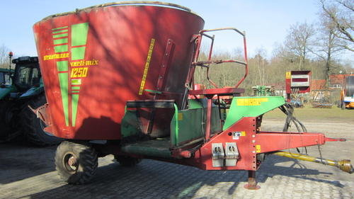 Strautmann Verti-Mix 1250 in Wittingen,