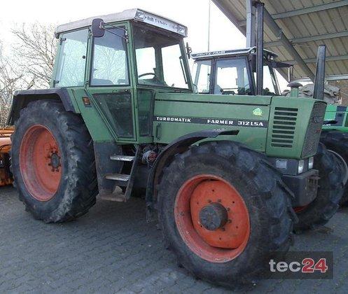 1989 Fendt Farmer 312 LSA