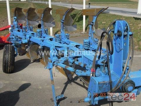 Lemken Plows in Austria