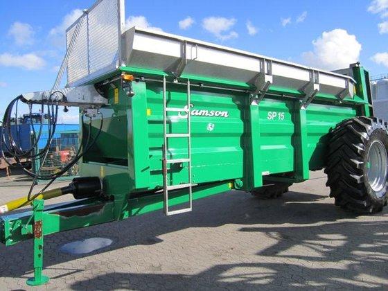 2011 Samson SP15 in Ringe,