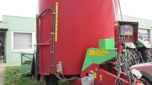 2008 Strautmann Verti-Mix 1250 in