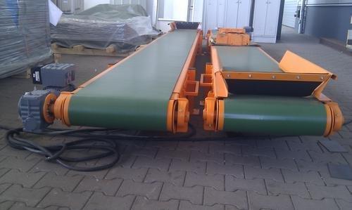 2014 Förderband Länge 6 Meter,