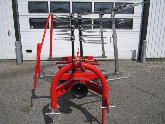 Nye Tinaz 3.30 meter rotorrive