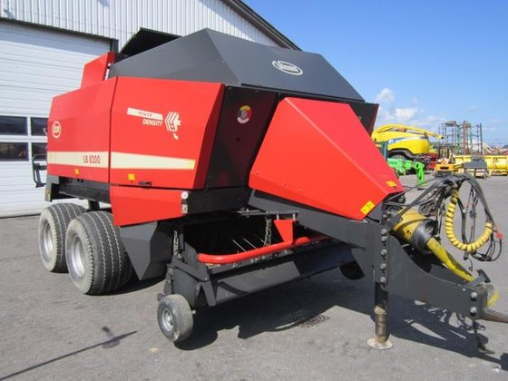2006 Vicon LB 8200 in