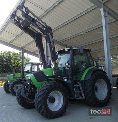 2010 Deutz-Fahr Agrotron 620 TTV