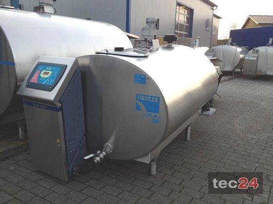 2000 SERAP Milchkühltank / Milchtank