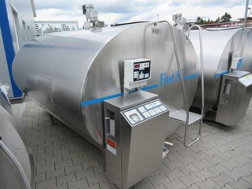 SERAP Milchtank / Milchkühltank 3500