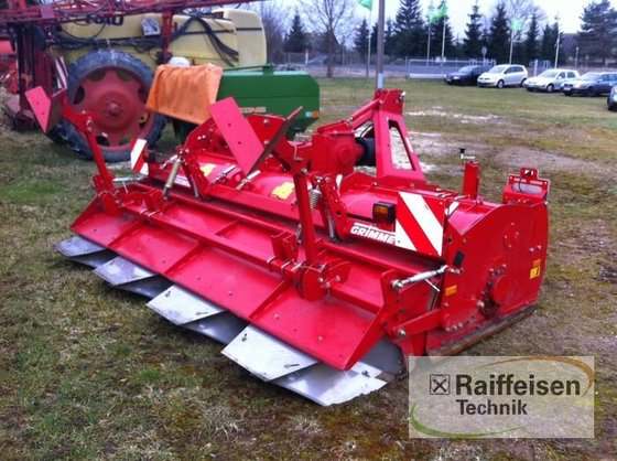 2011 Grimme GF 75-4 in