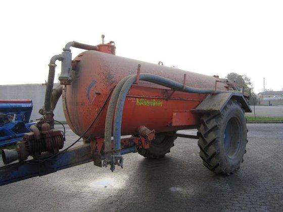 Winther & Heide 6000 liter