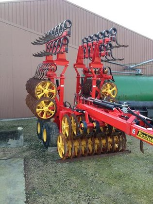 2013 Vaderstad Rexius Twin in