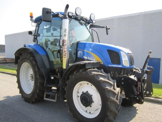 2010 New Holland T 6010