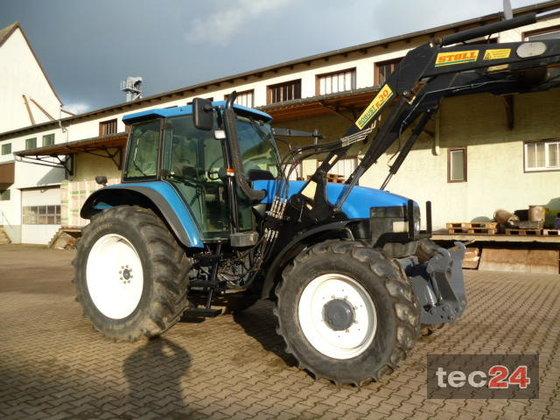 2000 New Holland TM 125